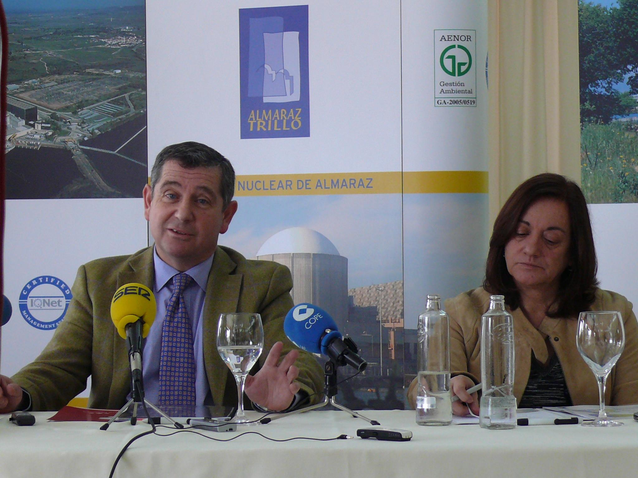 La central nuclear de Almaraz invertirá este año 63 millones de euros