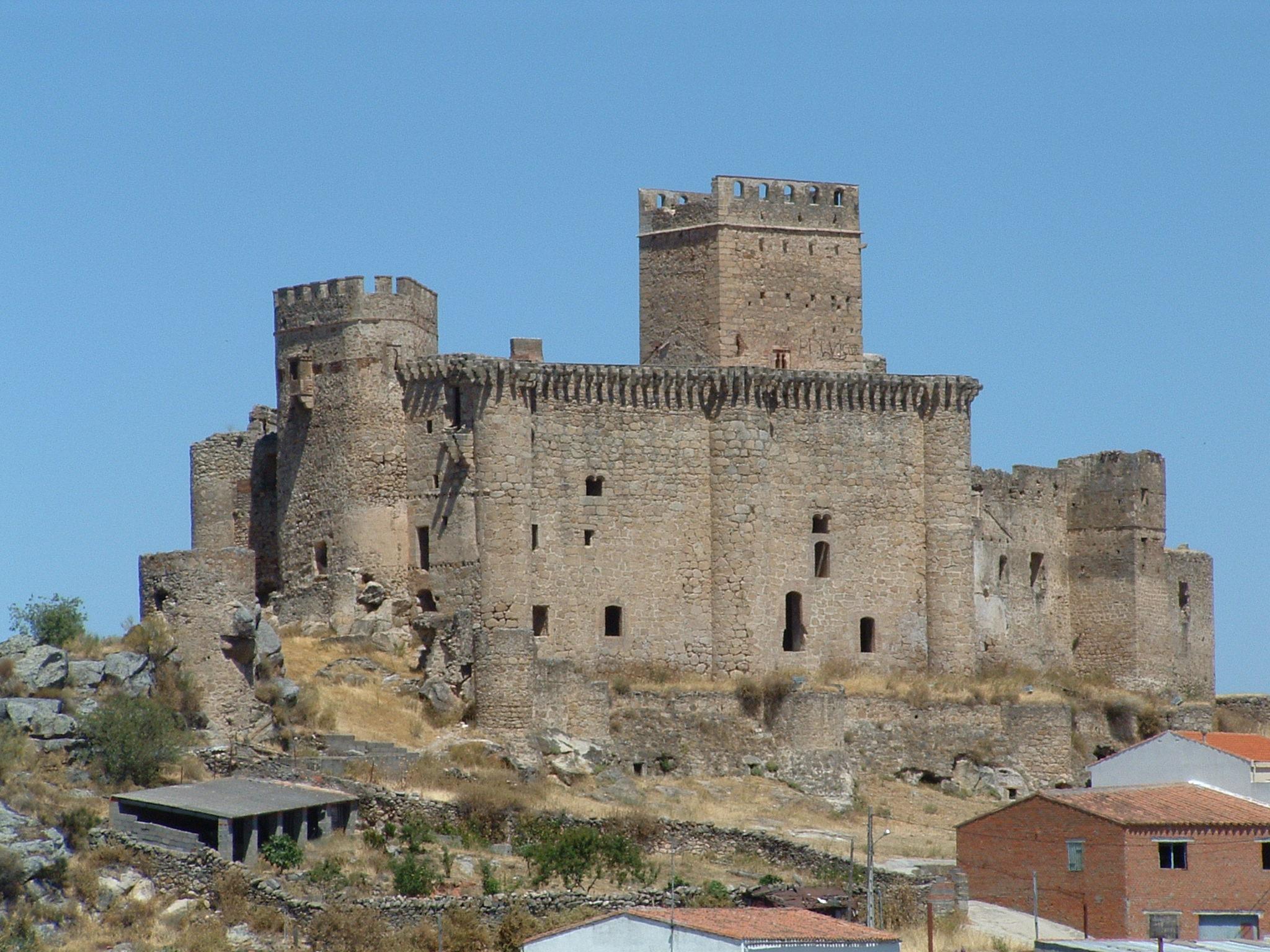 No Nos Dejemos Perder El Castillo De Belv U00eds De Monroy