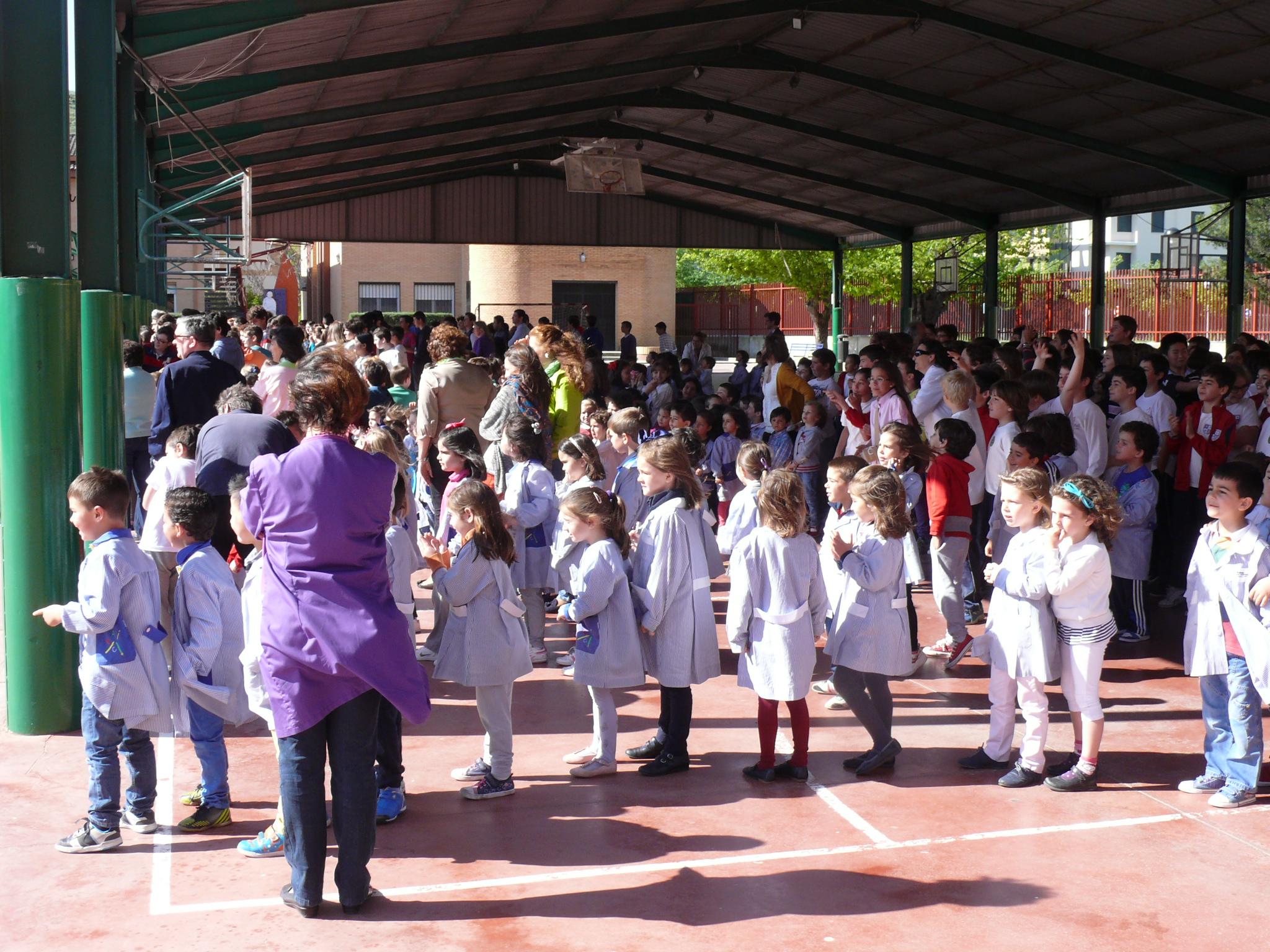 Simulacro Colegio Nuestra Señora de Guadalupe
