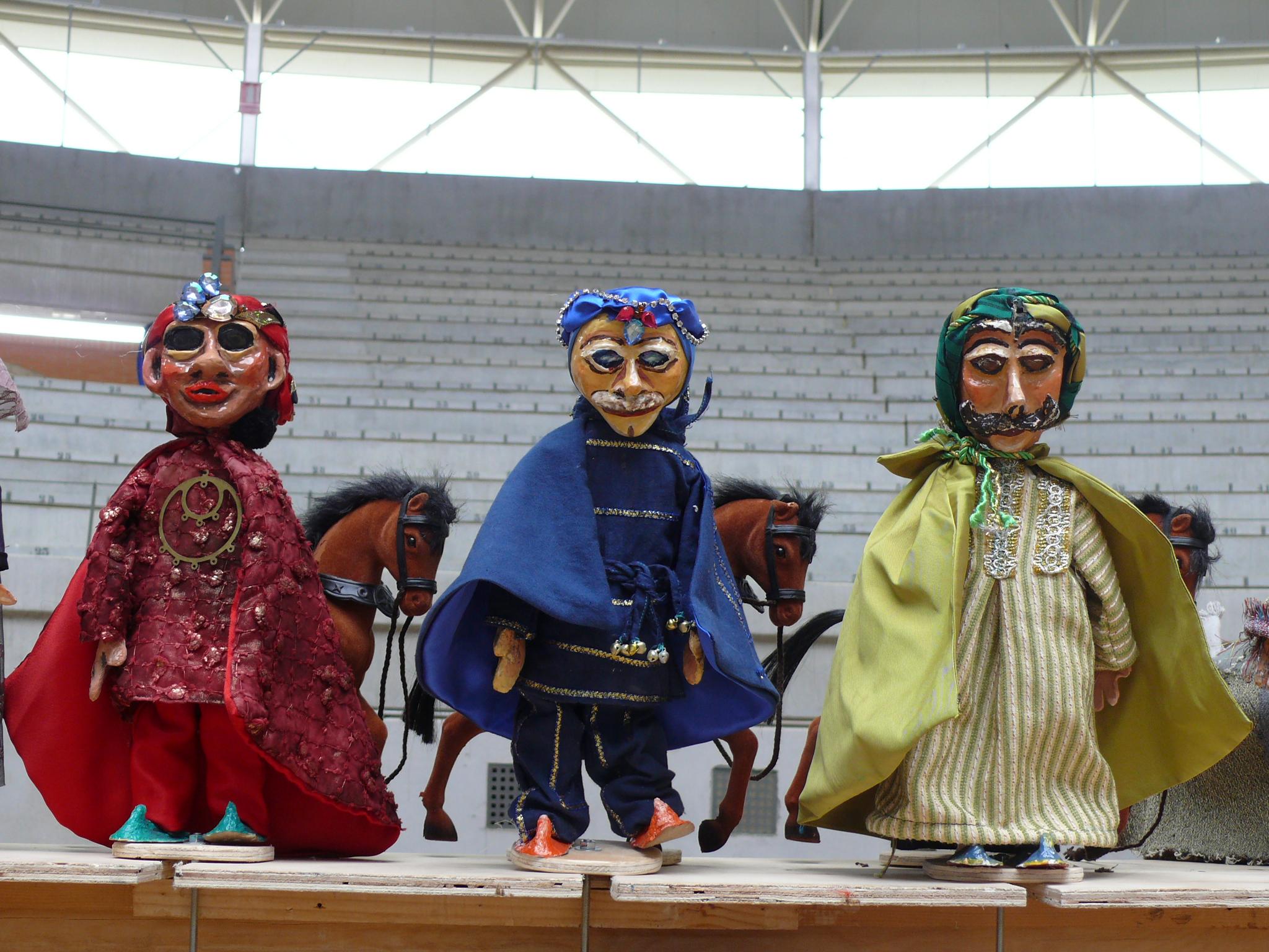 Exposición Marionetas del Mundo