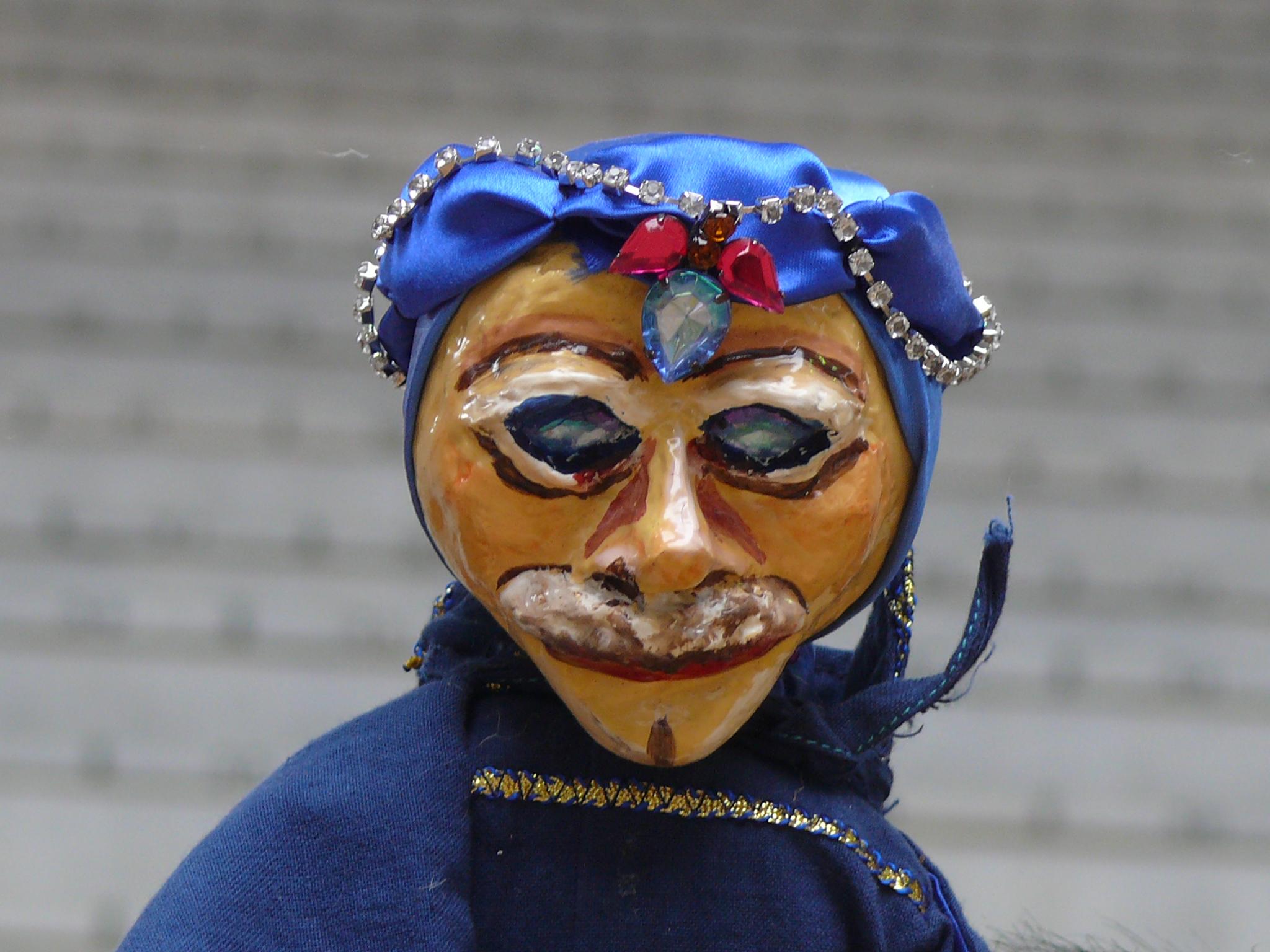 Exposición exposición Marionetas del Mundo